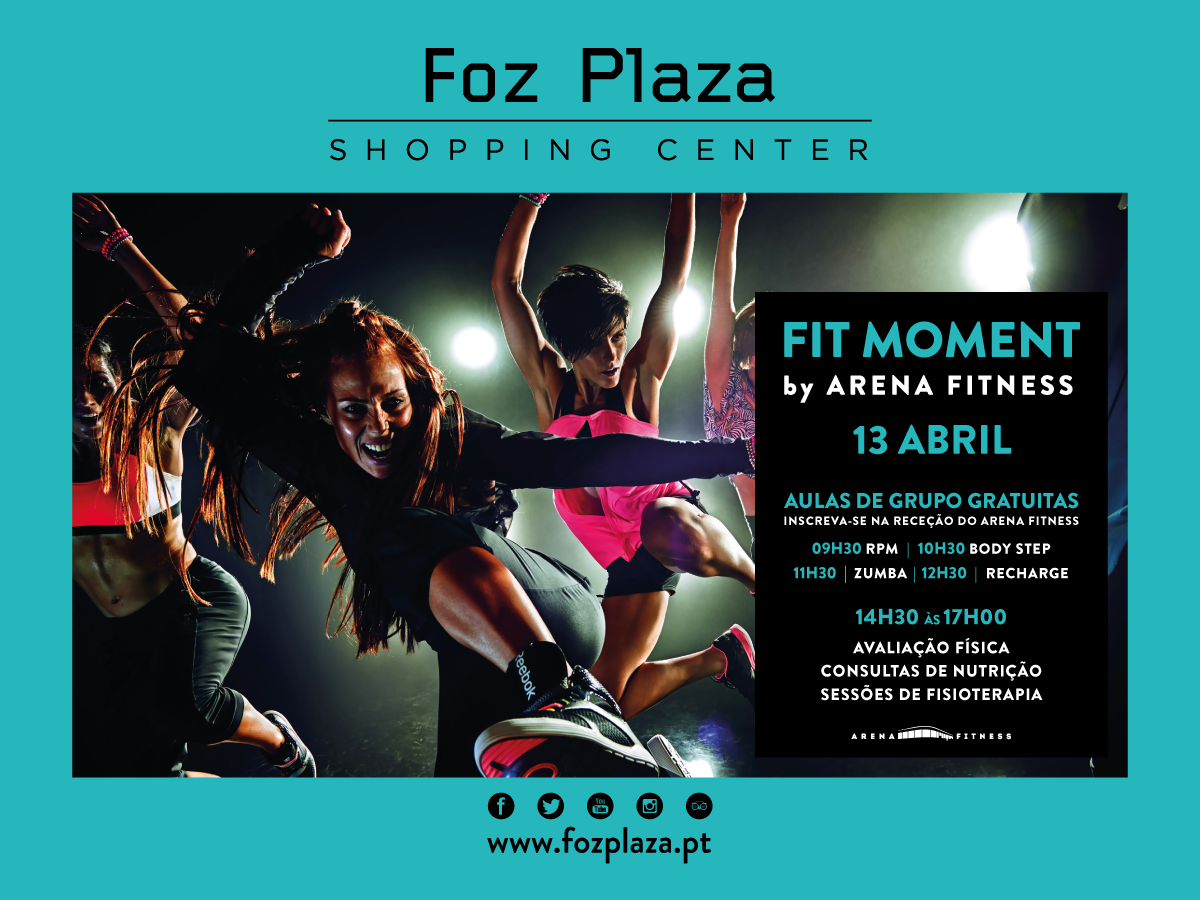 FIT MOMENT BY ARENA FITNESS